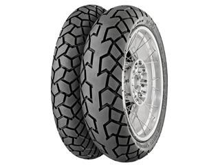 Tyre CONTINENTAL TKC 70 150/70 R 18 70T TL M+S