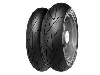 Tyre CONTINENTAL ContiSportAttack 130/70 ZR 16 M/C 61W TL
