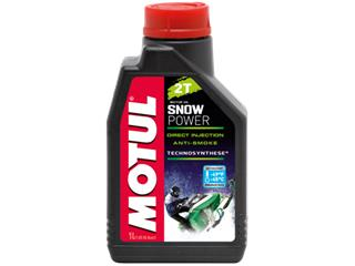 MOTUL Snowpower 2T Semi-synthetic Motor Oil 60L