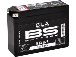 BS BT4B- 5 SLA battery, factory-activated
