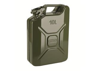 PRESSOL Metallic Petrol Jerrycan 10L