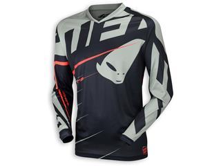 UFO Hydra Jersey Black/Grey Size M