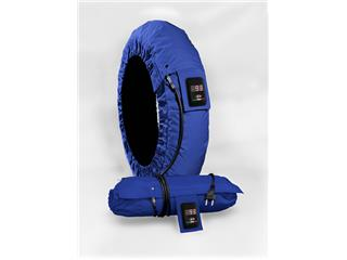 CAPIT Suprema Vision Tirewarmers Blue Size M/XL
