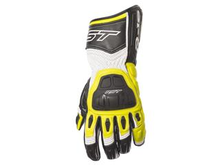 RST R-16 Semi Sport CE gloves leather summer flo yellow size 08 man
