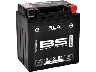 BS BB10L-B2 SLA battery, factory-activated