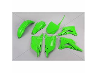 UFO Plastics Kit Neon Green KX85