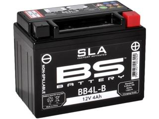 BS BB4L -BSLA battery, factory-activated