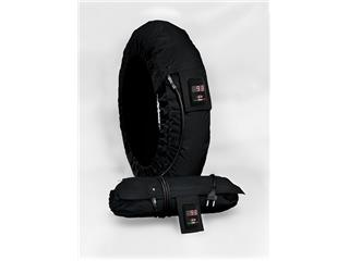 CAPIT Suprema Vision Tirewarmers Black Size M/XL