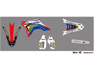 KUTVEK Racer Graphic Kit Red Honda CRF450R