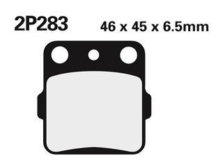 Nissin sintered pad 2P283ST