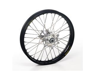 HAAN WHEELS Complete Front Wheel 21x1.85 Black Rim/Silver Hub Honda Africa Twin