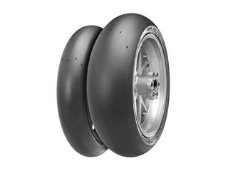Tyre CONTINENTAL ContiRaceAttack Slick Med 180/55 R17 NHS TL