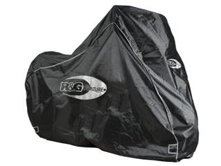 R&G RACING Adventure Outdoor Bike Cover Black