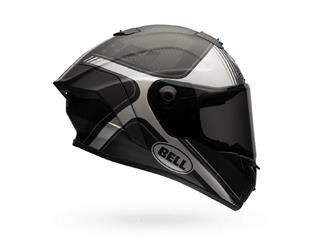 BELL Race Star Helmet Tracer Matte Black/Grey Size XS