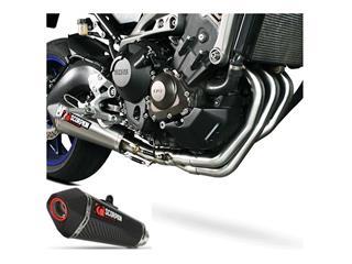 Scorpion Serket pipe carbon muffler Yamaha MT-09