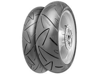 Tyre CONTINENTAL ContiRoadAttack 180/55 ZR 17 M/C 73W TL