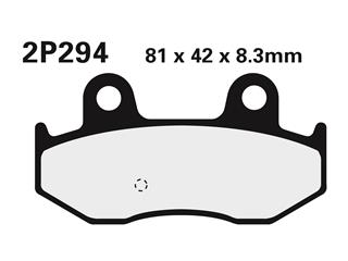 Nissin sintered pad 2P294ST