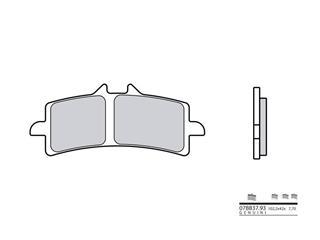 Brembo 07BB 37 RC Racing Brake Pads Carbon Ceramic