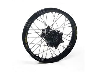 HAAN WHEELS Complete Rear Wheel 21x1,60 Black Rim/Black Hub Honda CRF