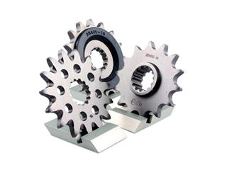 AFAM steel front sprocket 15 teeth type 64500 chain 520  HUSQVARNA CR 250