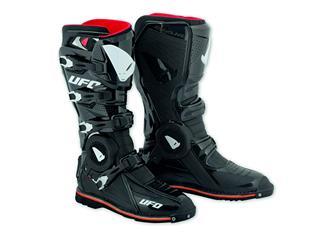 UFO Recon E-AHL Boots Black Size 40