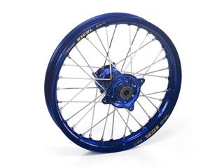 HAAN WHEELS Complete Rear Wheel 19x2.15 Blue Rim/Blue Hub Yamaha YZ450F