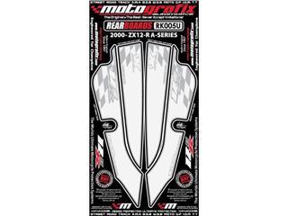 MOTOGRAFIX Rear Fairing Numberboard White Kawasaki ZX10R Ninja