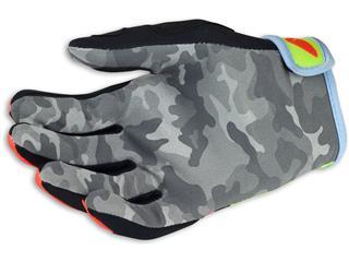 UFO Hydra Gloves Black/Yellow Size L