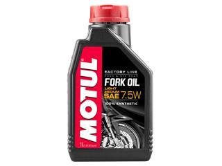 MOTUL Fork Oil Factory Line Light/Medium Fork & Shock Oil 7,5W  100% Synthetic 1L