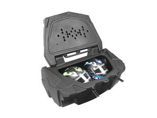 KIMPEX Rear Cargo Box Black UTV