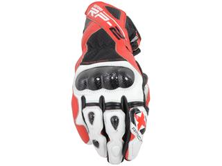 RP2 -  LEATHER SPORTS GLOVE RED/WHITE