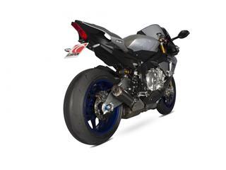 SCORPION RP-1 GP Carbon Slip-On/Titanium End Cap Yamaha YZF-R1/R1M/R1S