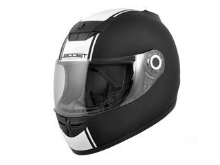 Boost B530 2015 Classic Helmet Black/White Matt M
