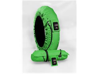 CAPIT Suprema Vision Tirewarmers Green Size M/XL