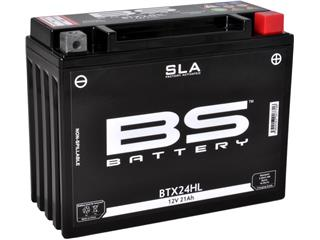 BS BTX24HL SLA battery, factory-activated