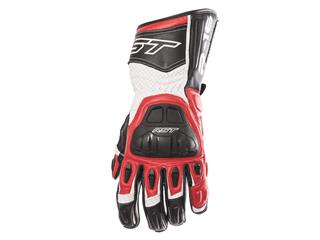 RST R-16 Semi Sport CE gloves leather summer red size 11 man