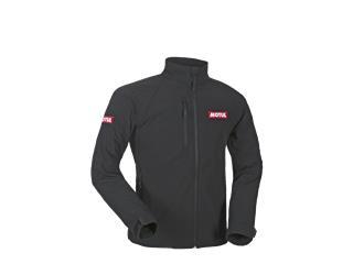 MOTUL Softshell Jacket Black Ladies S