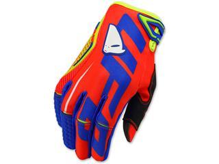 UFO Blaze Gloves Red Size L