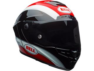 BELL Star Mips Helmet Gloss Black/Red Classic Size L