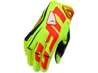 UFO Blaze Gloves Yellow Size L