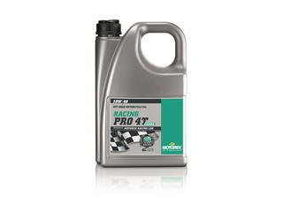 Huile moteur MOTOREX Racing PRO 4T 10W40 Minérale 4L - 551738