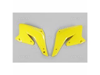 Ouïes de radiateur UFO jaune Suzuki RM-Z250