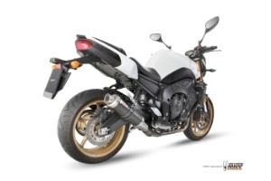 MIVV GP Carbon Slip-On Yamaha FZ8 Fazer 800