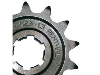 Pignon RENTHAL 13 dents acier standard pas 520 type 453 Kawasaki KX250F/450F