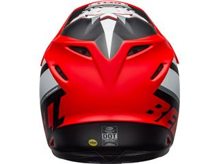 Casque BELL Moto-9 Mips Prophecy Matte White/Red/Black taille S - 008daa82-ad3e-40bc-9866-96dd7c815e19