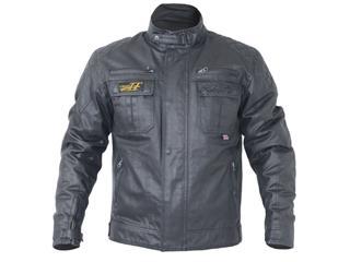 RST IOM Classic TT Wax Kort II Jas Textiel Zwart L Heren