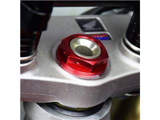 Lenksäulenmutter SCAR rot Honda CRF250/450R