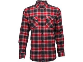 BELL Dixxon Flannel Shirt Red Size XL
