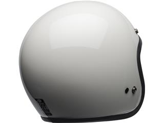 Casque BELL Custom 500 DLX Solid Vintage White taille XL - 013d7f90-e0fc-4c42-86a6-acbe85c807ba