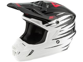 Casque ANSWER AR1 Pro Glow White/Black/Pink taille XL - 801000470171